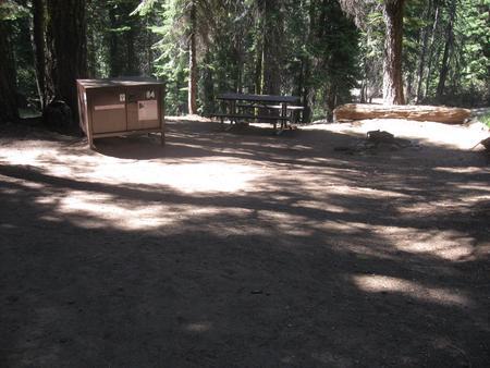 Site 84, no generator loop, shady