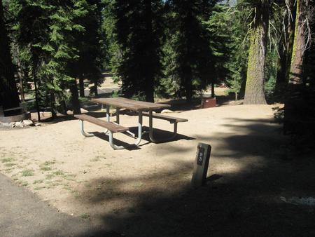 Site 93, no generator loop, partial shade, near restrooms