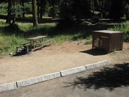 site 139, partial shade