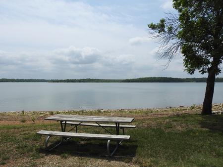 Site 16 in Turkey Point Campground