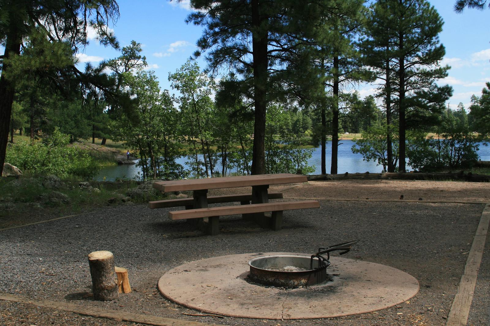 Preview photo of White Horse Lake Campground