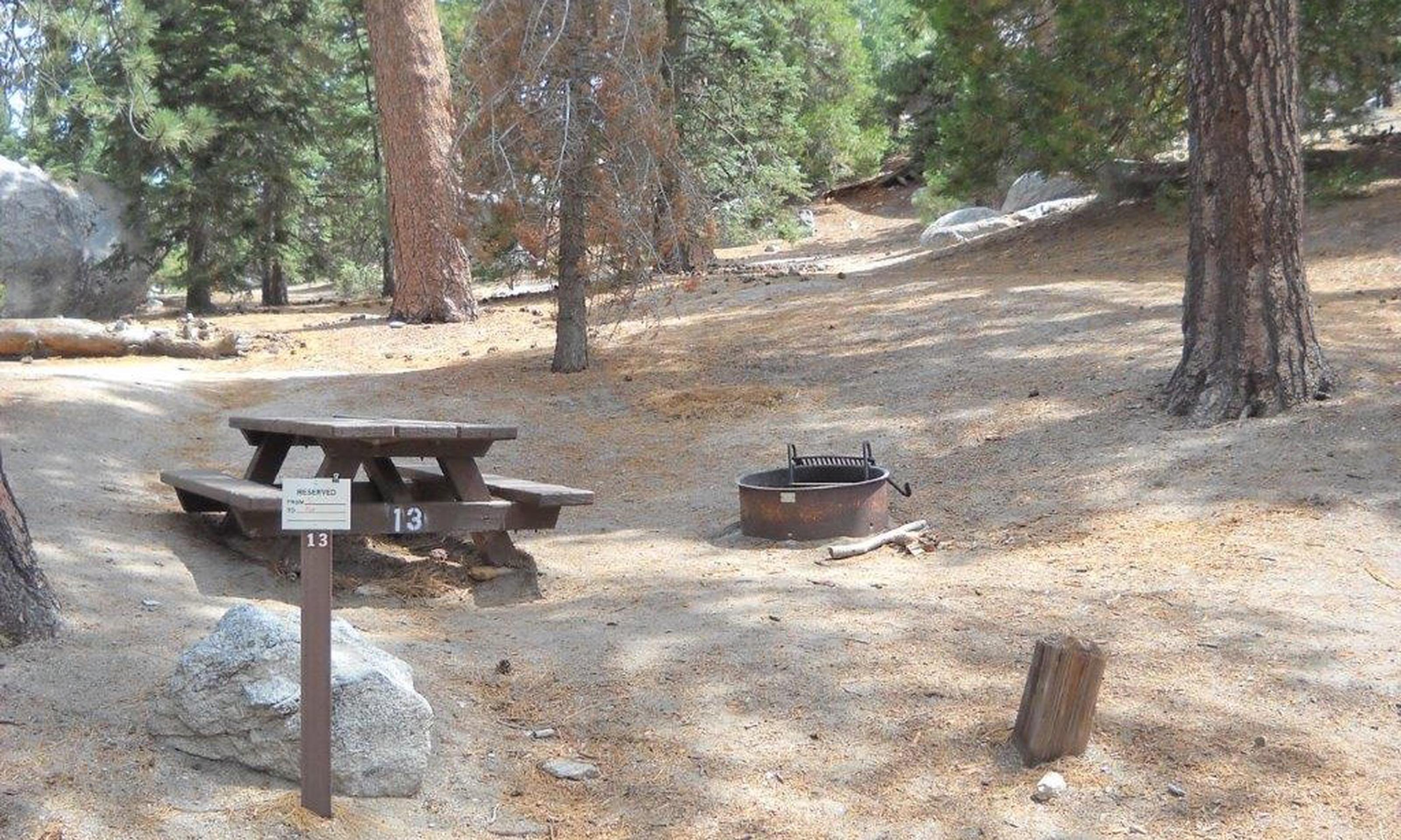 Site 013, Boulder Basin - Recreation.gov