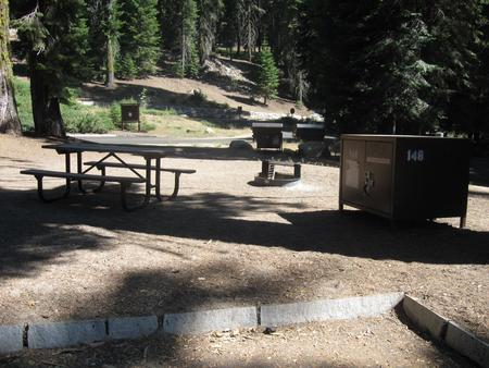 site 148, partial shade, near restrooms