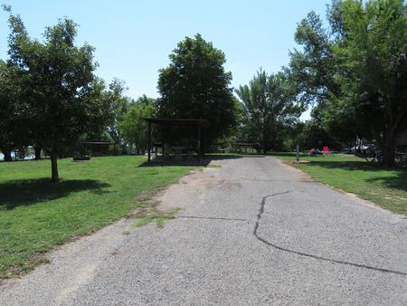 Big Bend A39Big Bend A Campground Site 39