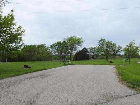 Site 34 in Turkey Point Campground