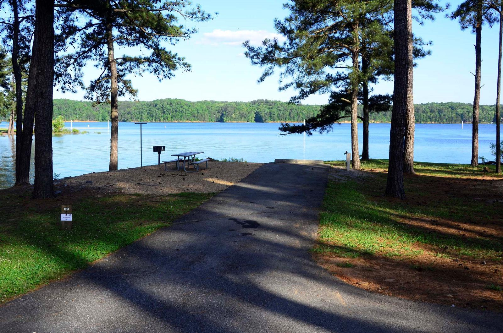 Sweetwater Campground Site 89