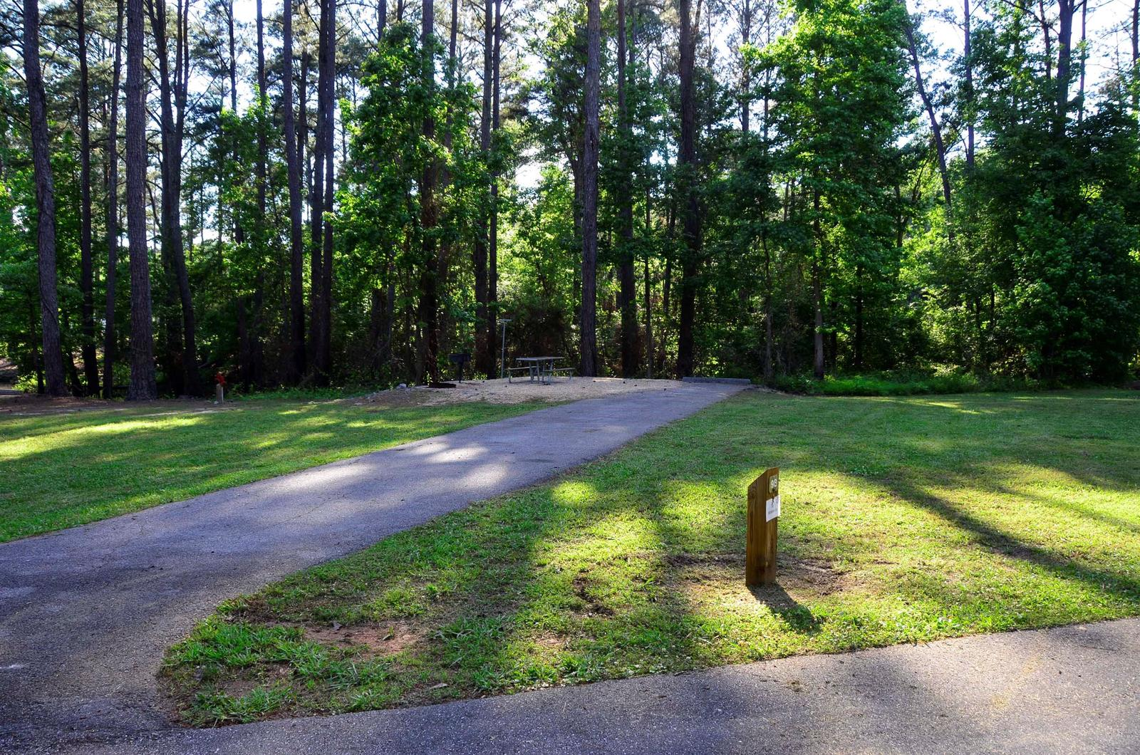 Sweetwater Campground Site 98