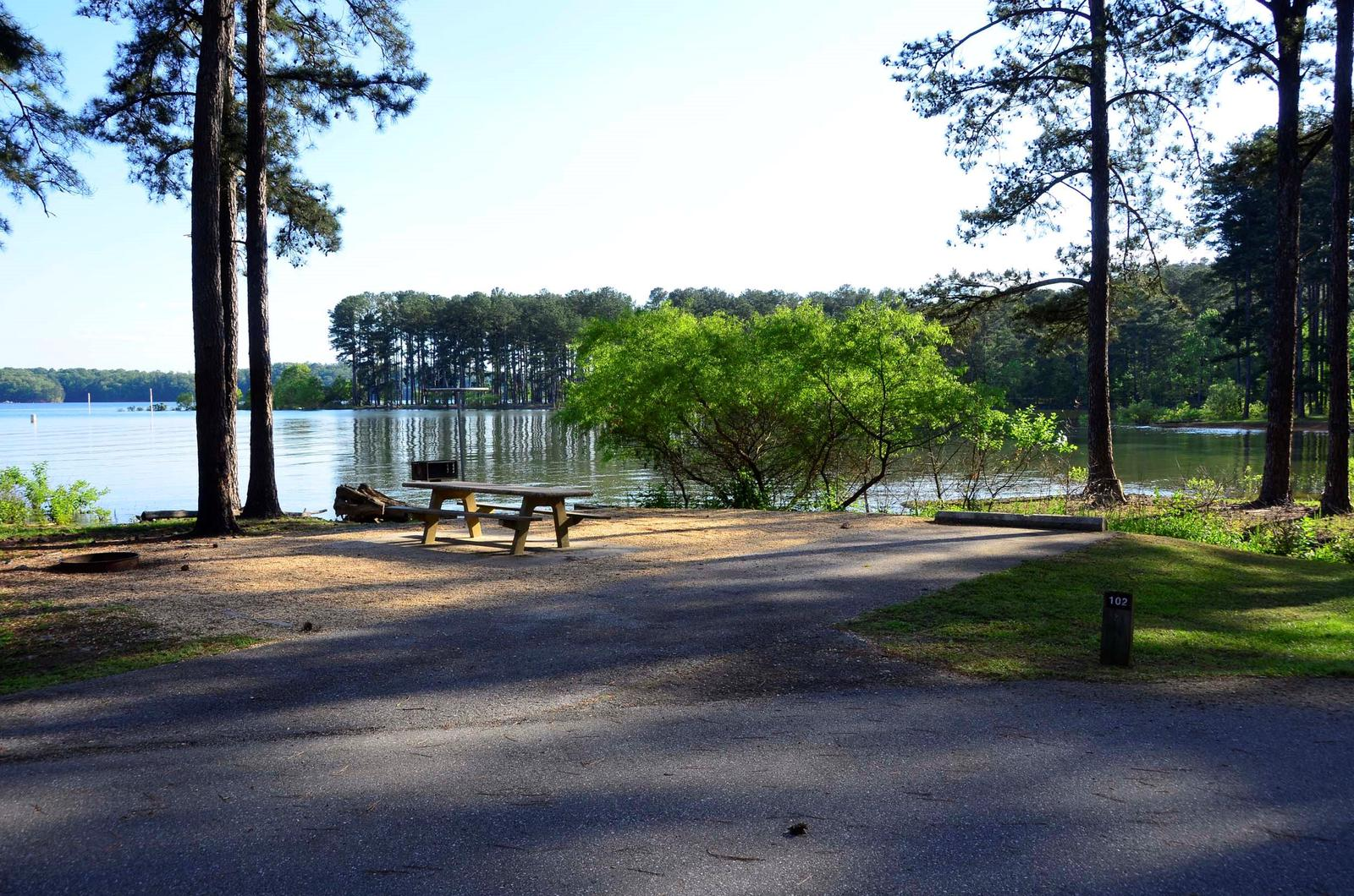 Sweetwater Campground Site 102