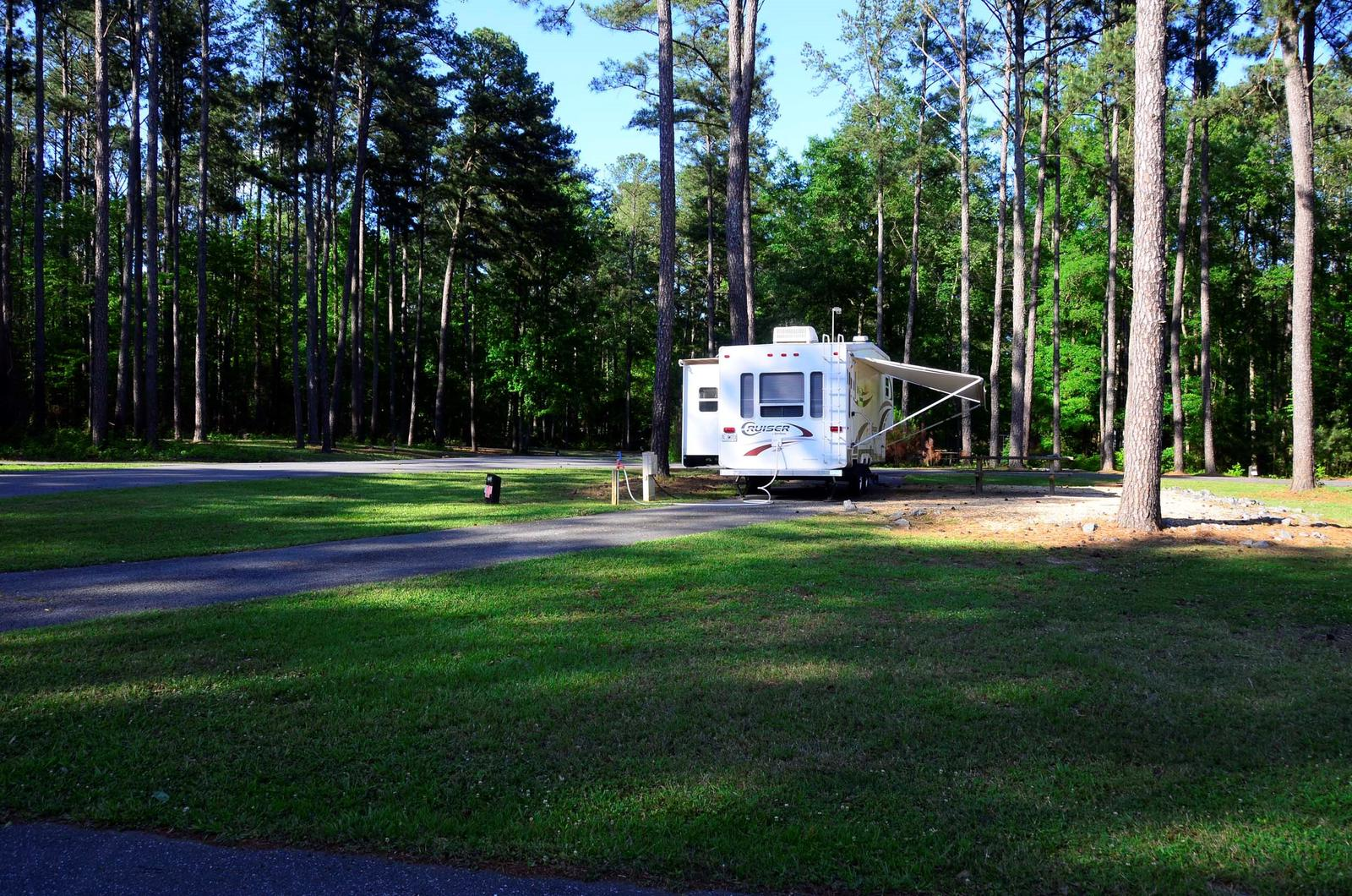 Sweetwater Campground Site 107