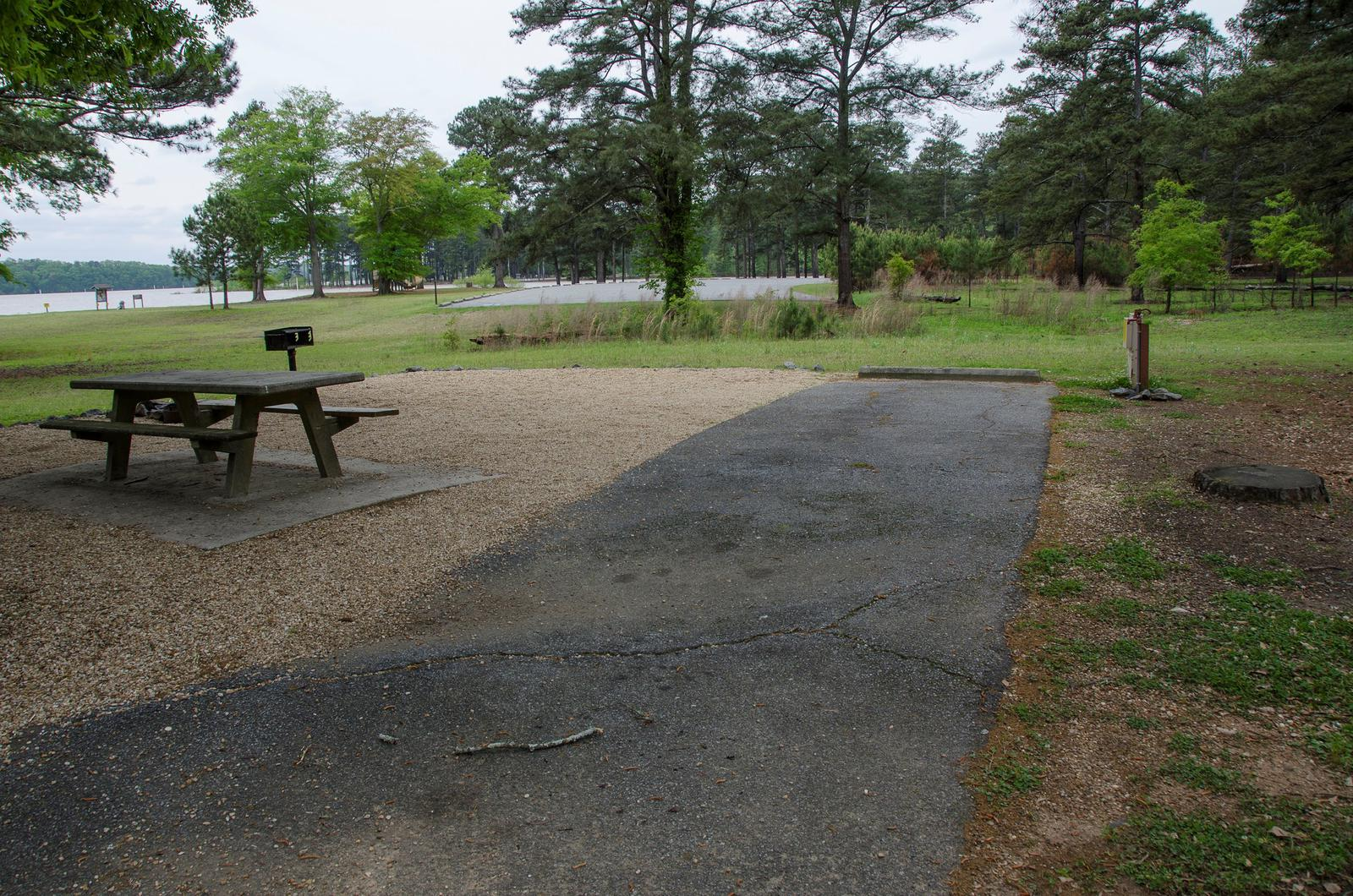 Sweetwater Campground Site 108