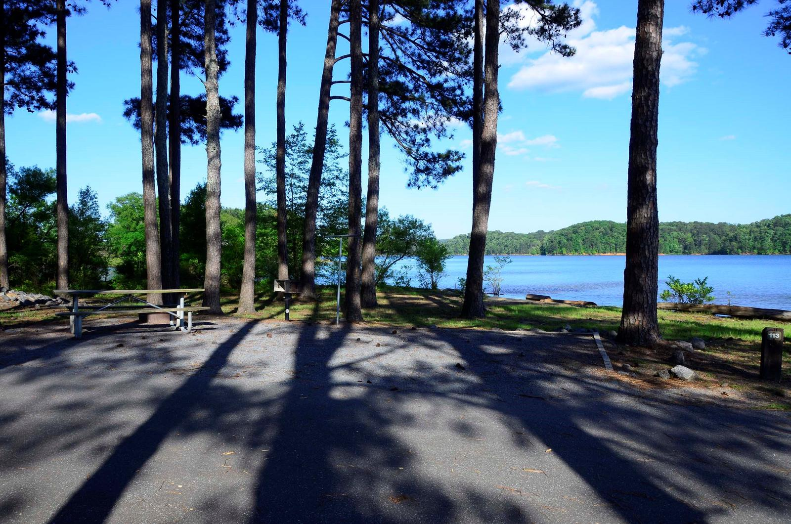 Sweetwater Campground Site 113