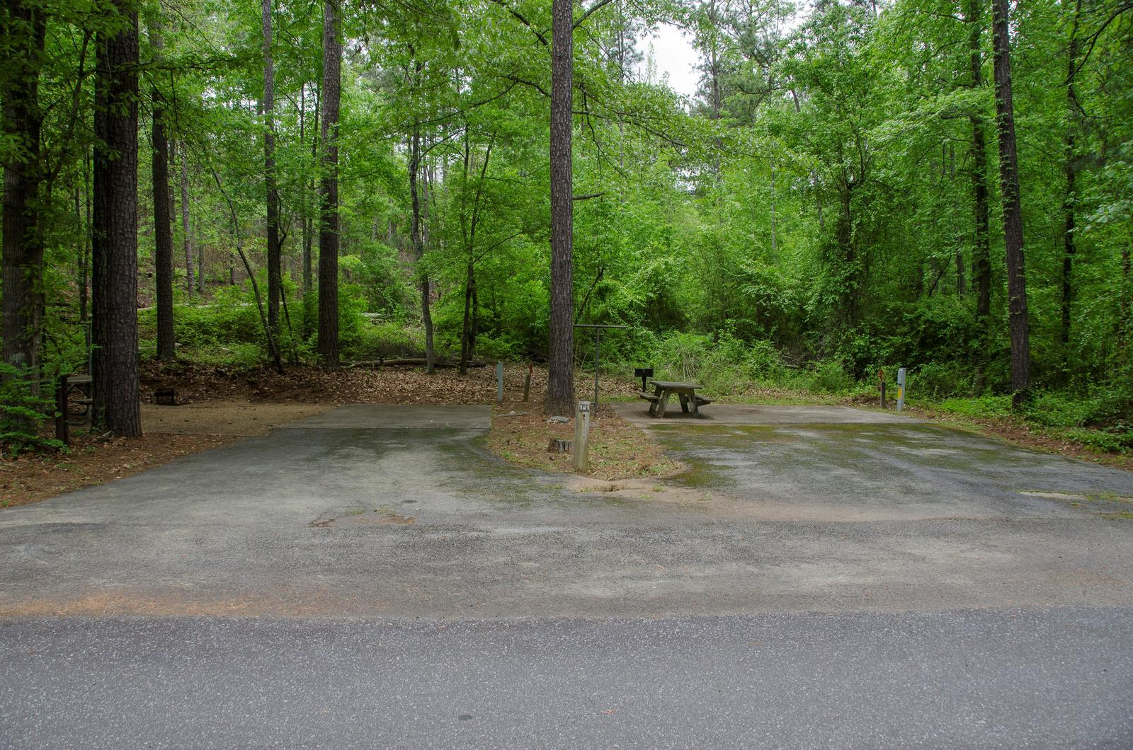 Sweetwater Campground Site 151