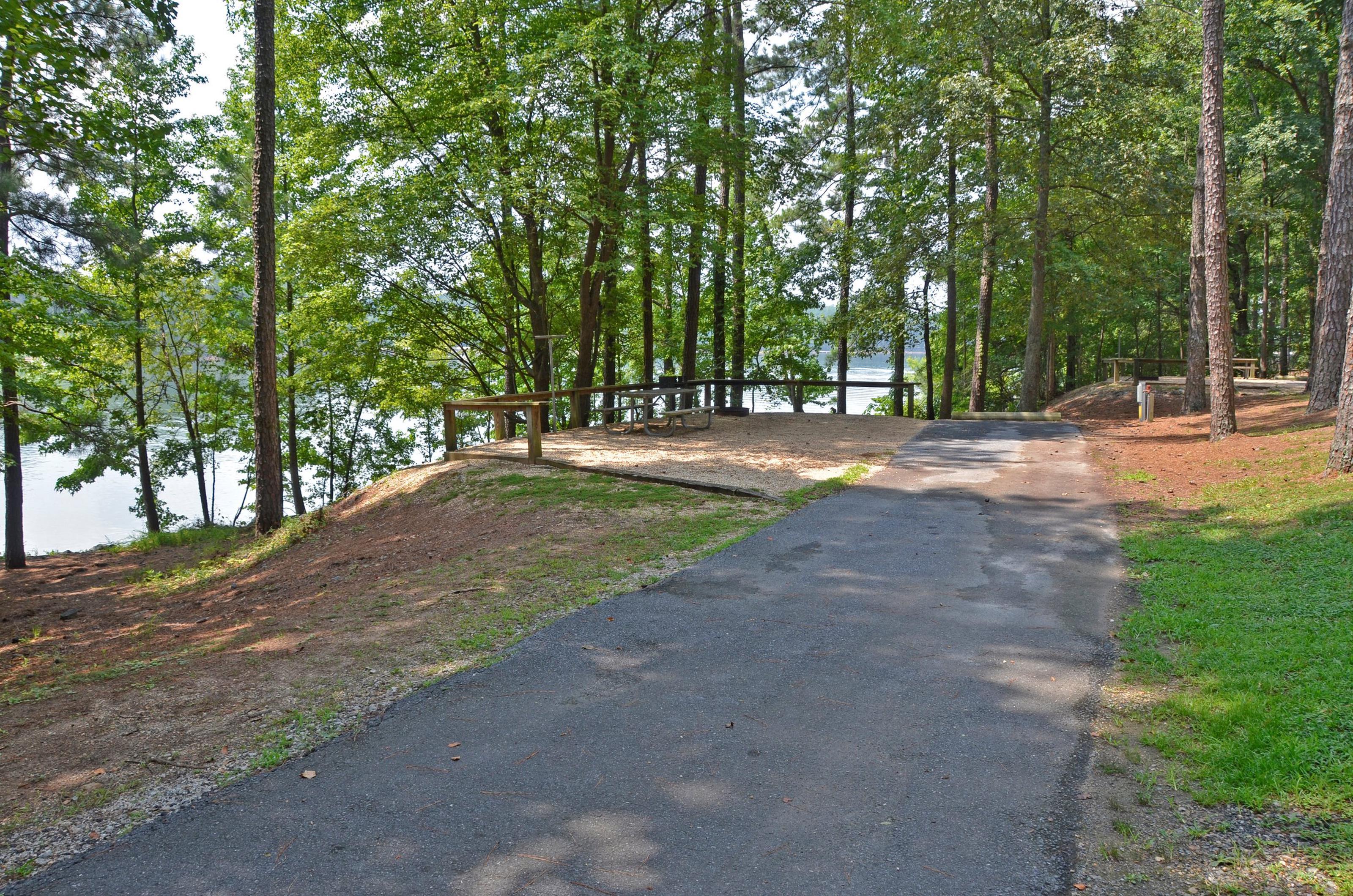McKinney Campground Site 130