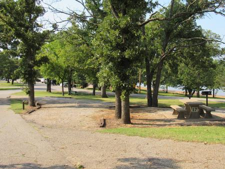 HEYBURN PARKSite 17 at Heyburn Park