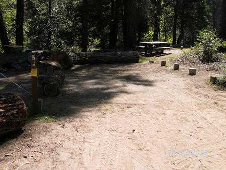 Soquel CampgroundSite 2
