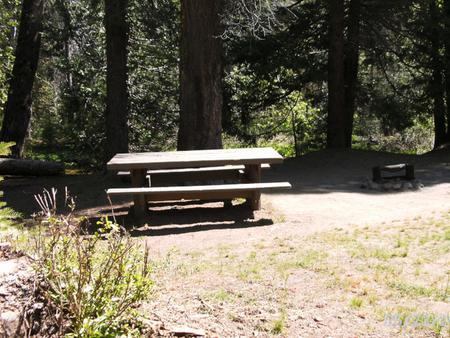 Soquel CampgroundSite 3