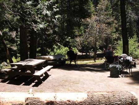 Soquel CampgroundSite 4