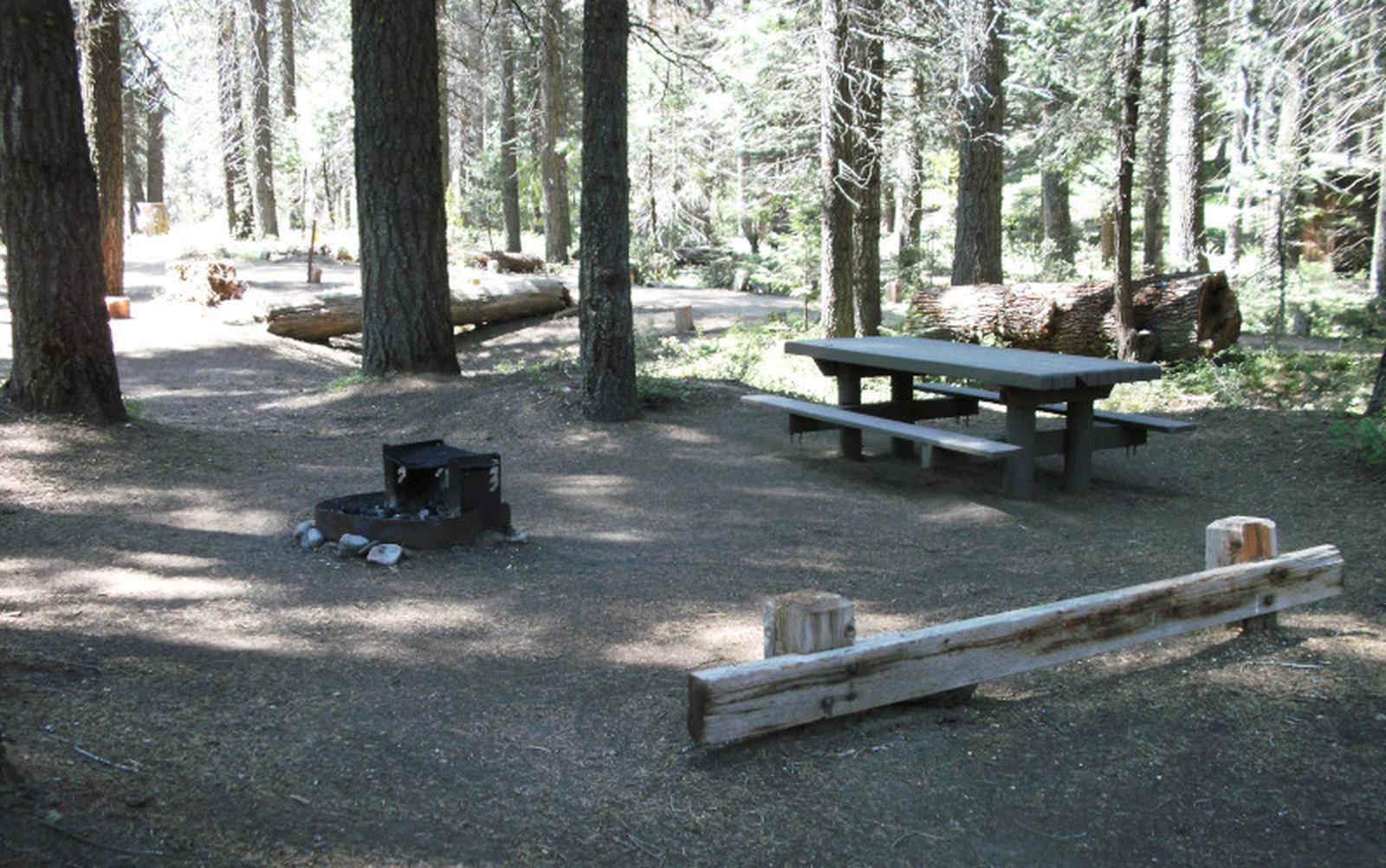 Soquel CampgroundSite 6