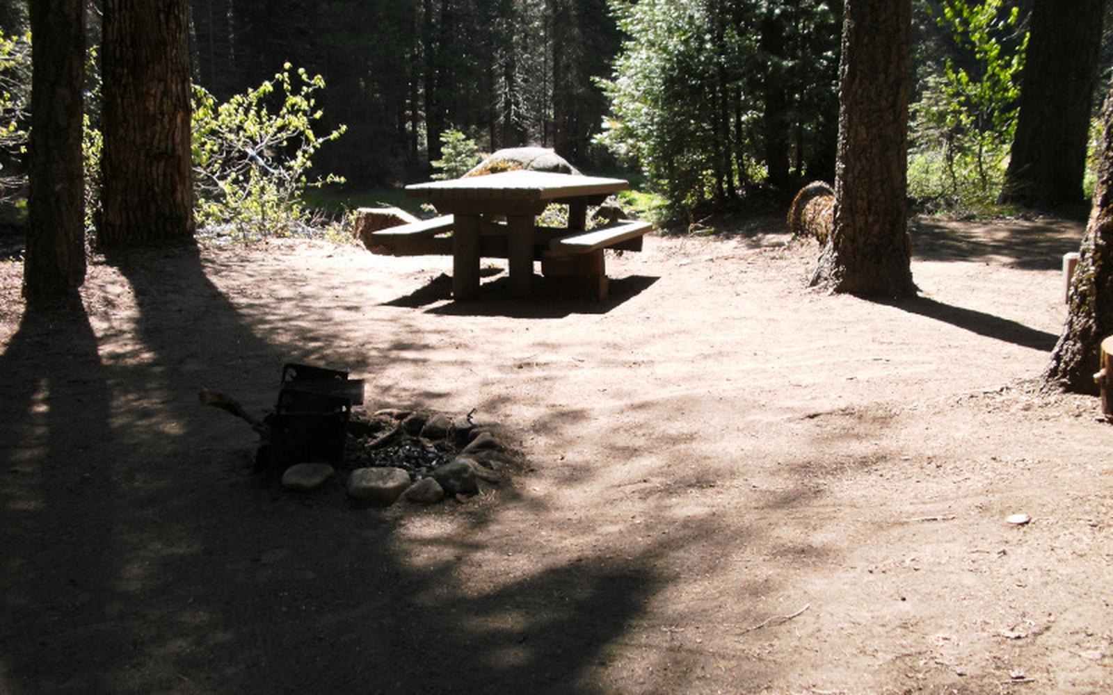 Soquel CampgroundSite 7
