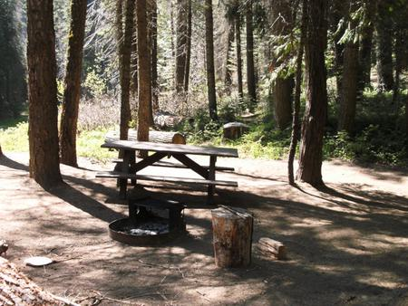 Soquel CampgroundSite 9