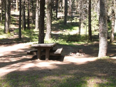 Soquel CampgroundSite 10