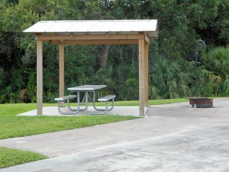 RV Campsite #9 Accessible Site