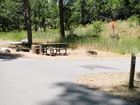 Spring Cove CampgroundSite 2