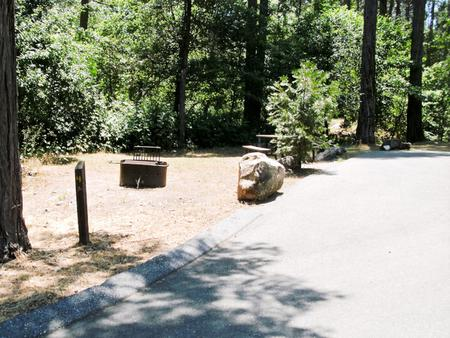 Spring Cove CampgroundSite 4