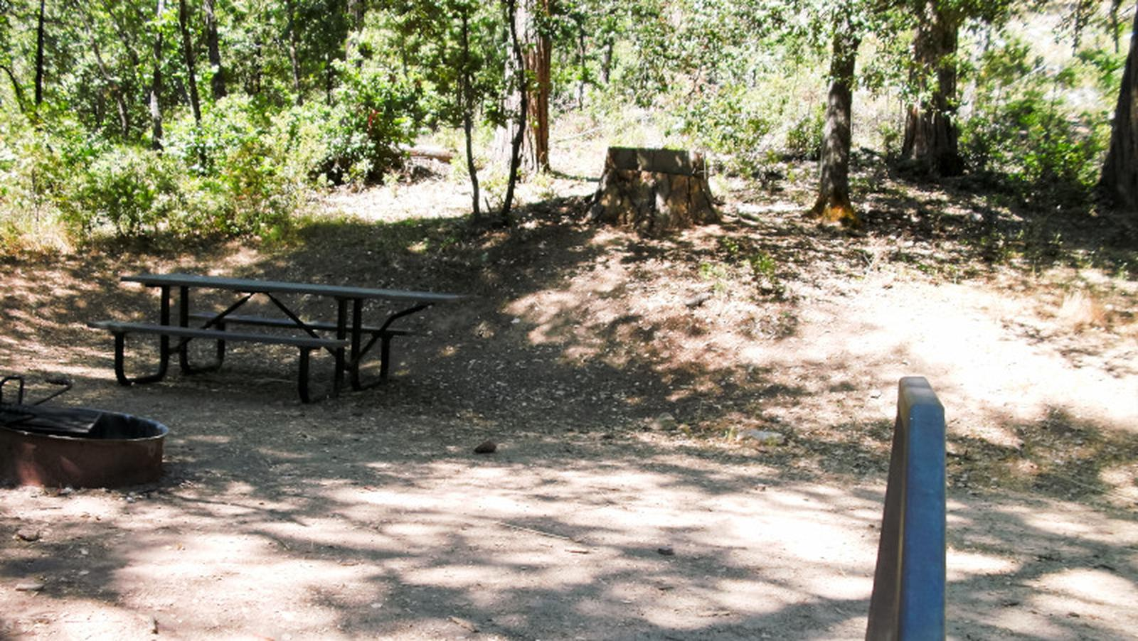 Spring Cove CampgroundSite 5
