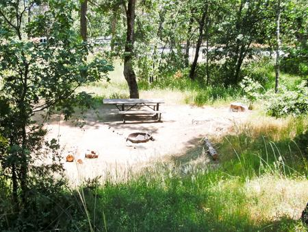 Spring Cove CampgroundSite 6