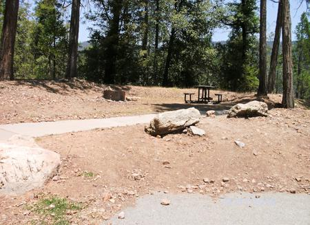 Spring Cove CampgroundSite 7