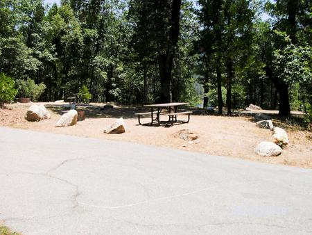 Spring Cove CampgroundSite 12