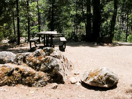 Spring Cove CampgroundSite 15