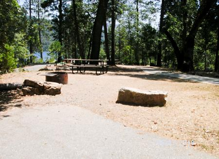 Spring Cove CampgroundSite 16