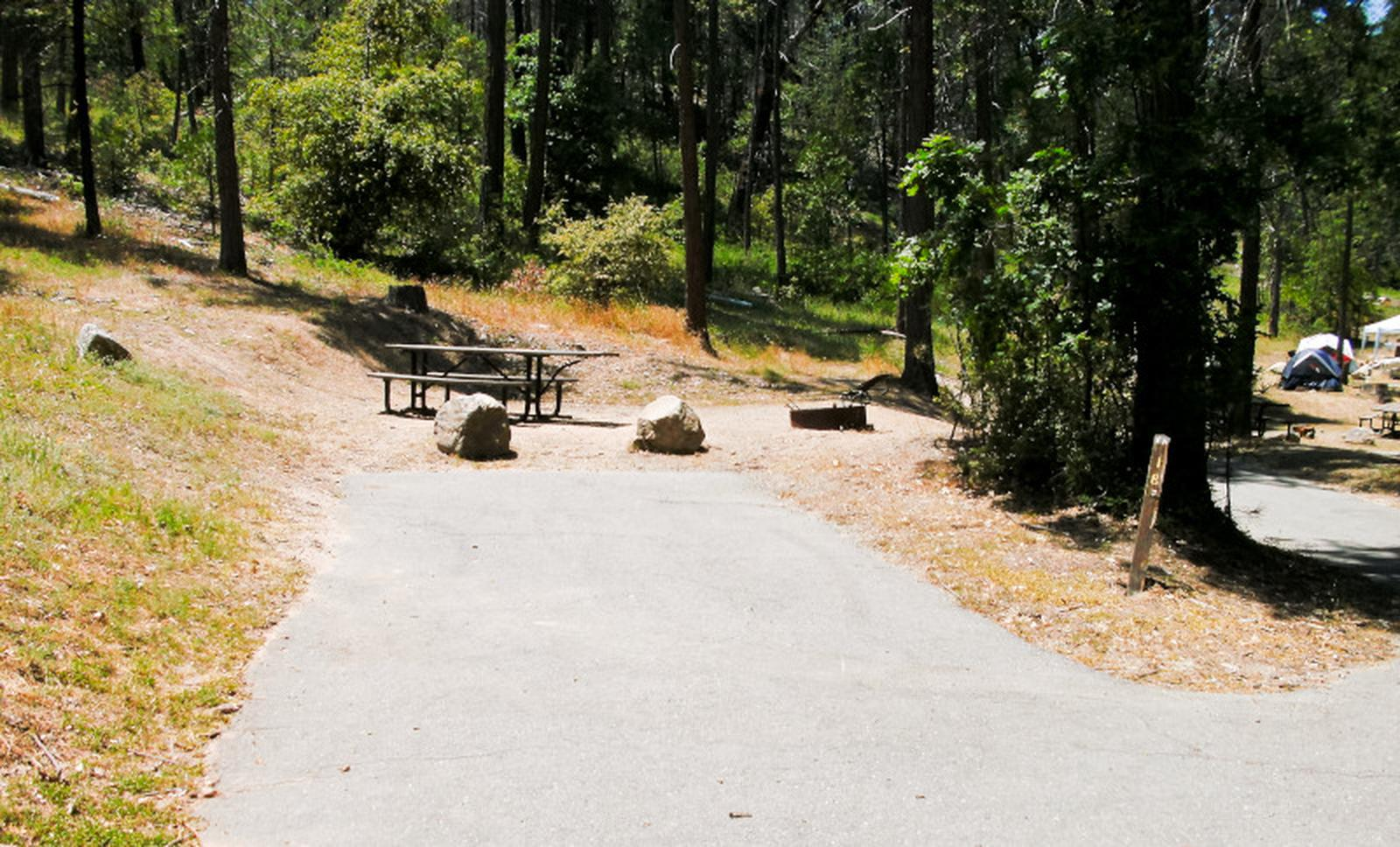 Spring Cove CampgroundSite 18