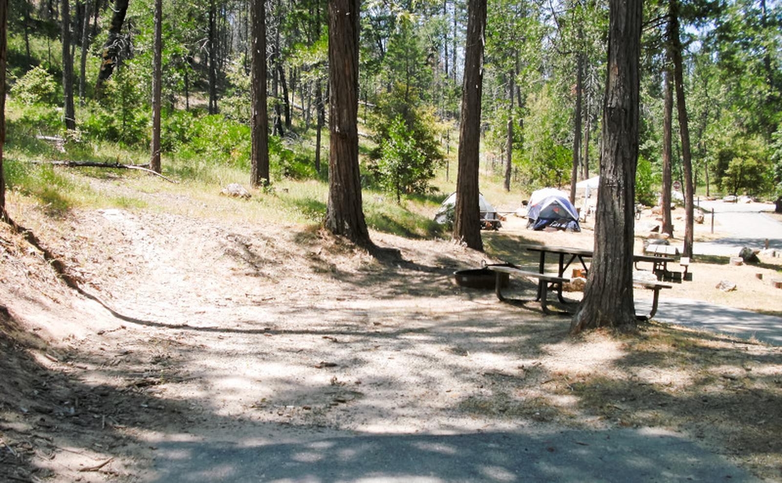 Spring Cove CampgroundSite 19