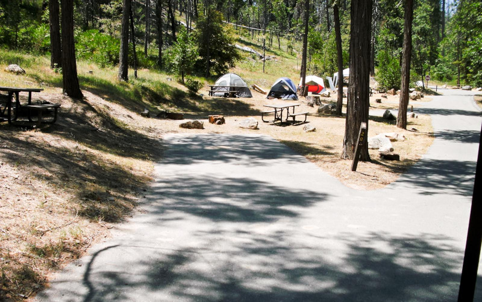 Spring Cove CampgroundSite 20