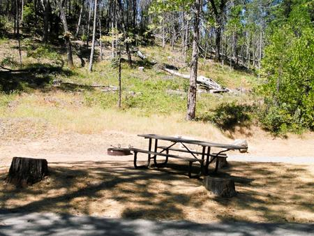 Spring Cove CampgroundSite 22
