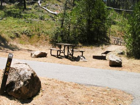 Spring Cove CampgroundSite 23