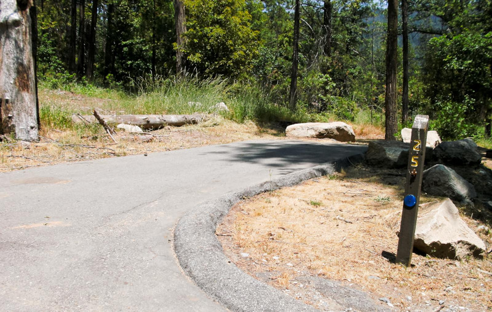 Spring Cove CampgroundSite 25