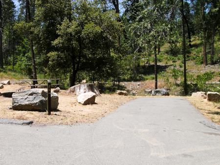 Spring Cove CampgroundSite 26