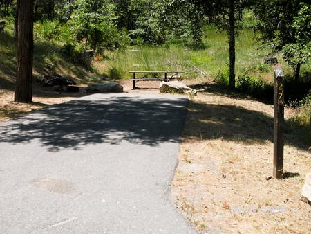 Spring Cove CampgroundSite 27