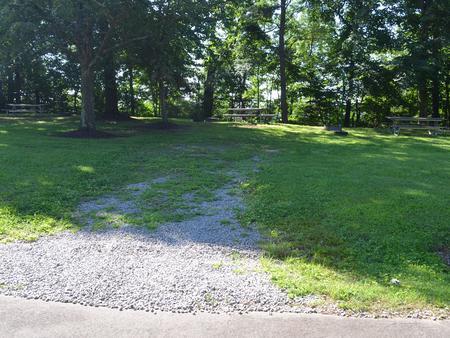 Crooked Creek Lake - Site 6