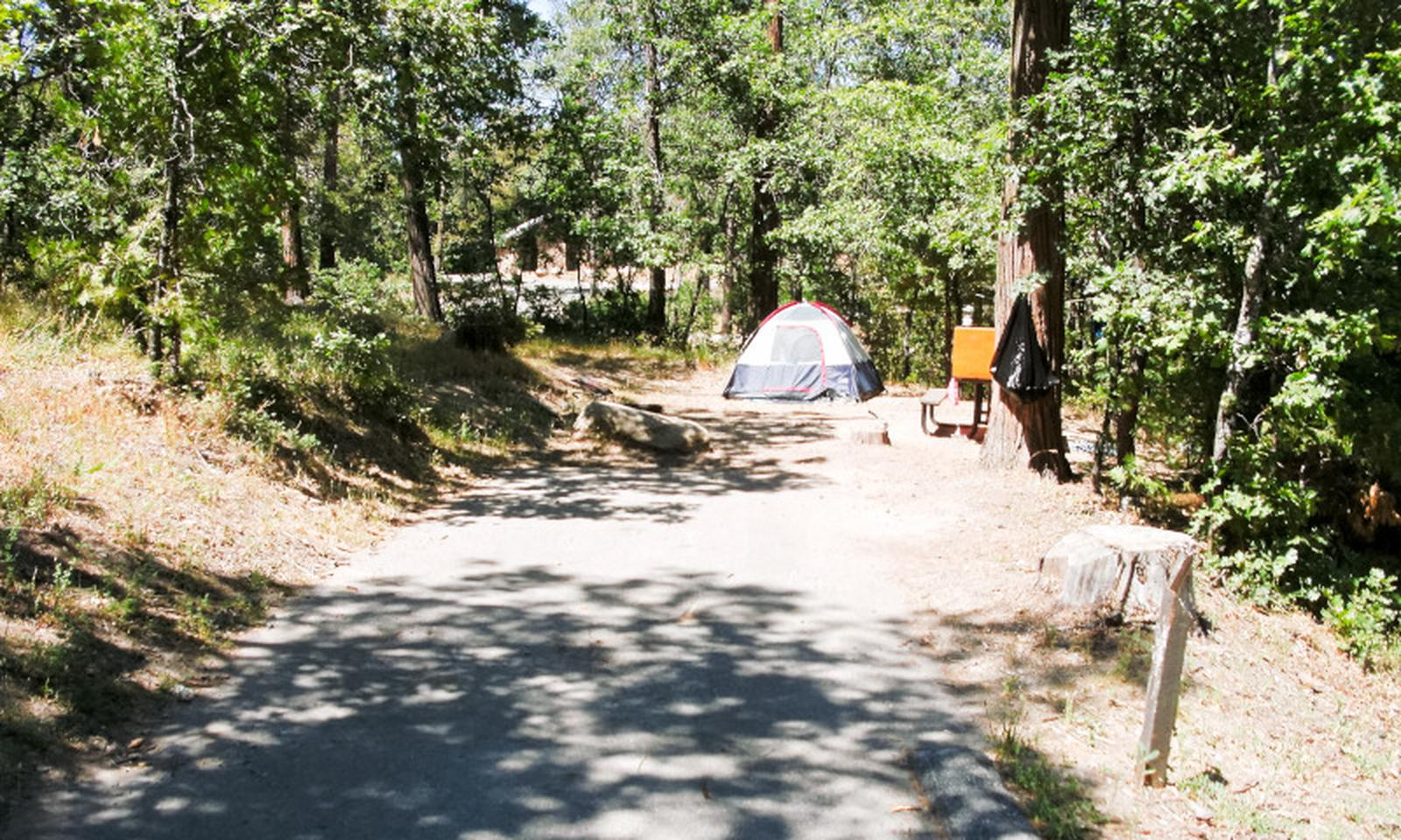 Spring Cove CampgroundSite 28