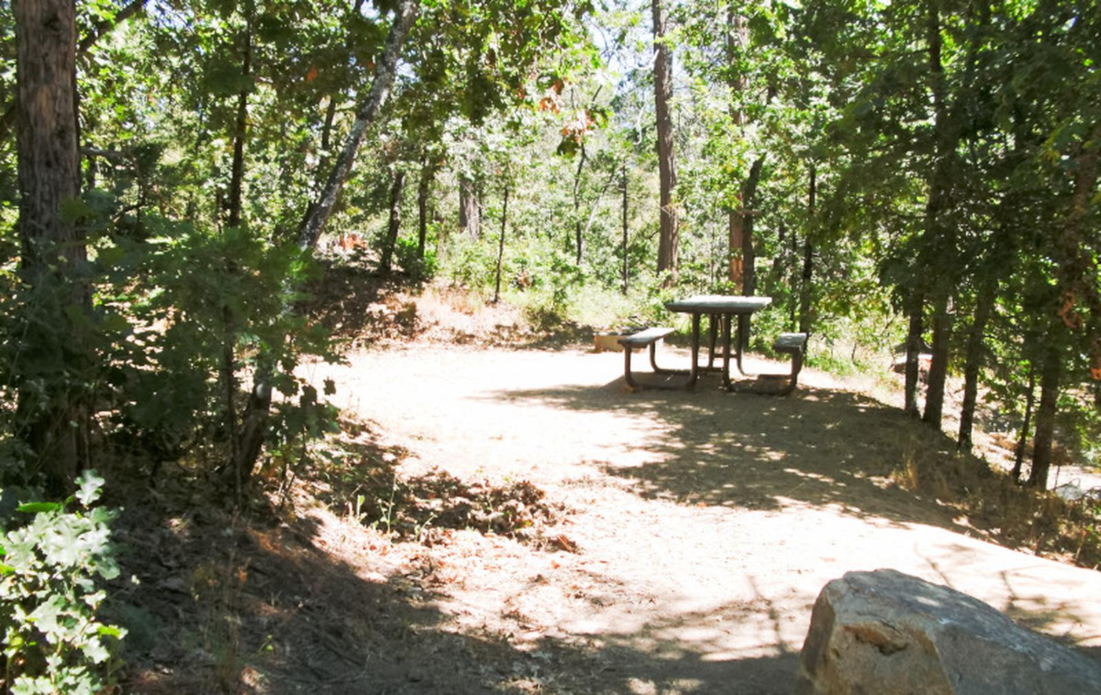 Spring Cove CampgroundSite 31