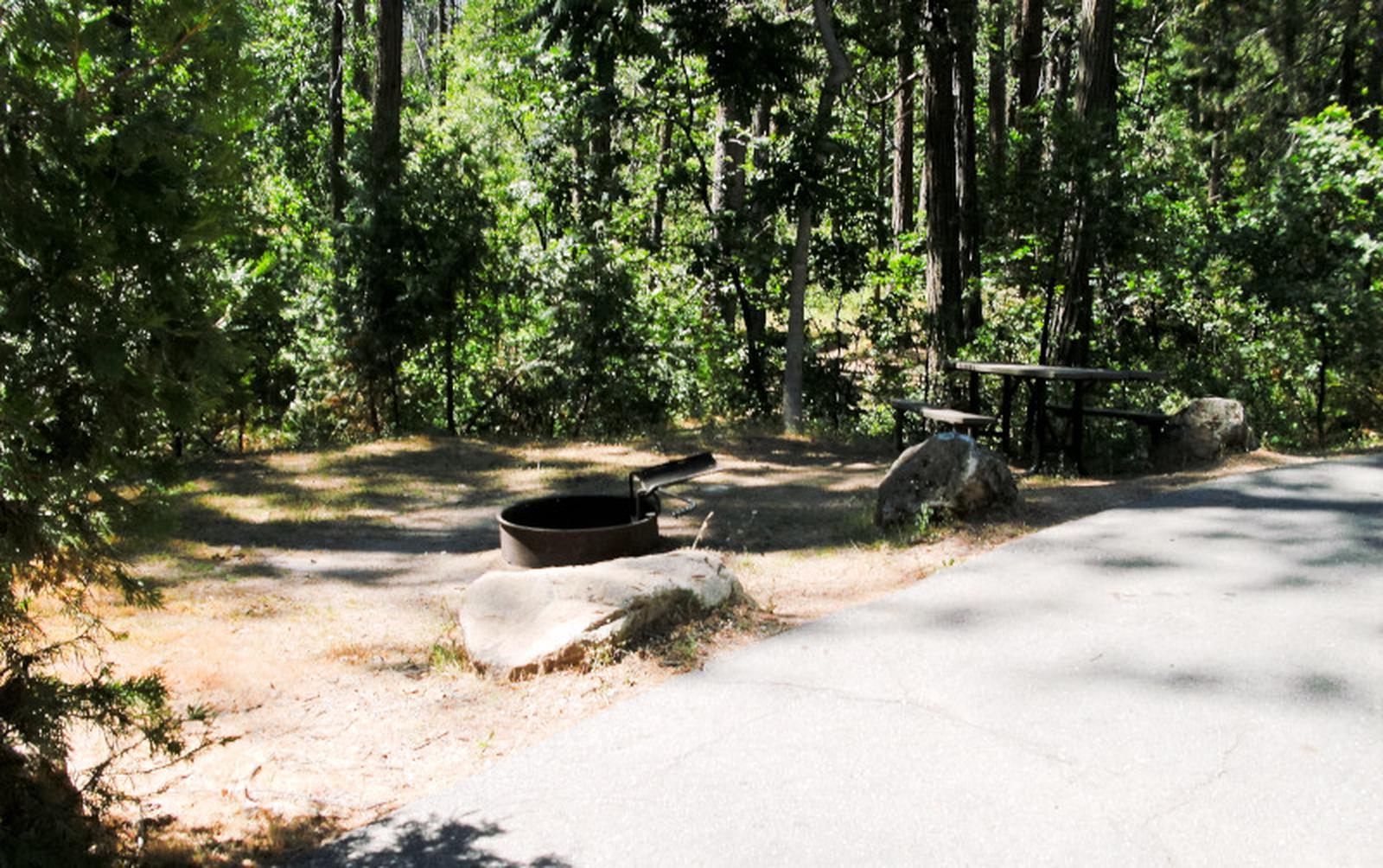 Spring Cove CampgroundSite 32