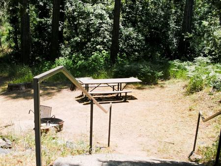 Spring Cove CampgroundSite 34
