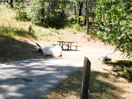 Spring Cove CampgroundSite 36