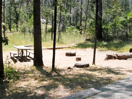 Spring Cove CampgroundSite 39