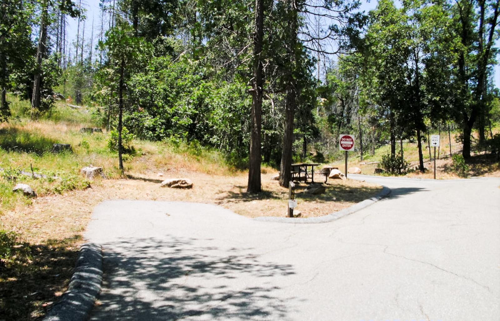 Spring Cove CampgroundSite 40